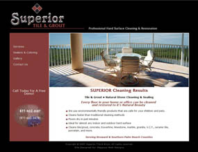 Superior Tile and Grout